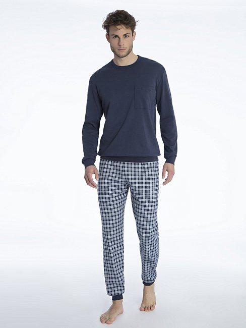 CALIDA Gavin Pyjama with cuff