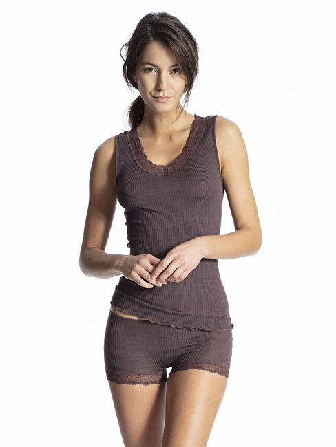 CALIDA Silky Wool Joy Tank top