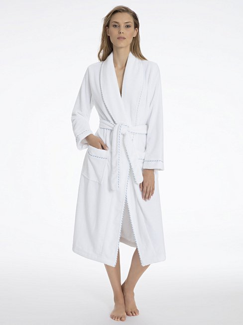 After Shower 61302 - DAMEN Bathrobe | Offizieller CALIDA Shop