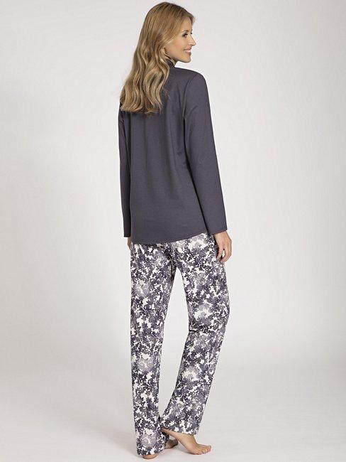 CALIDA Jodie Pyjama durchgeknöpft