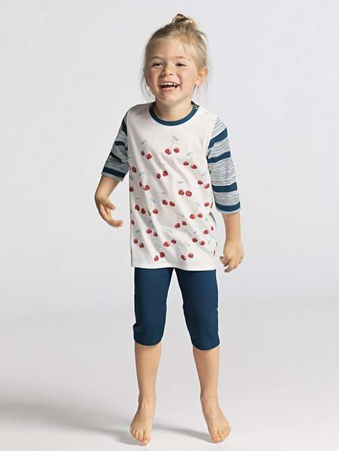 CALIDA Toddlers Cherry Kinder 3/4-Pyjama