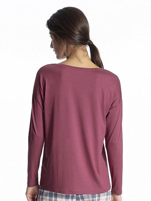 CALIDA Favourites Trend 5 Shirt long sleeve