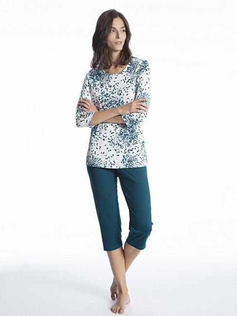 CALIDA Cosy Choice Pyjama 3/4