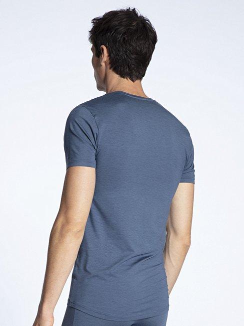 CALIDA Natural Micro T-Shirt, V-Neck