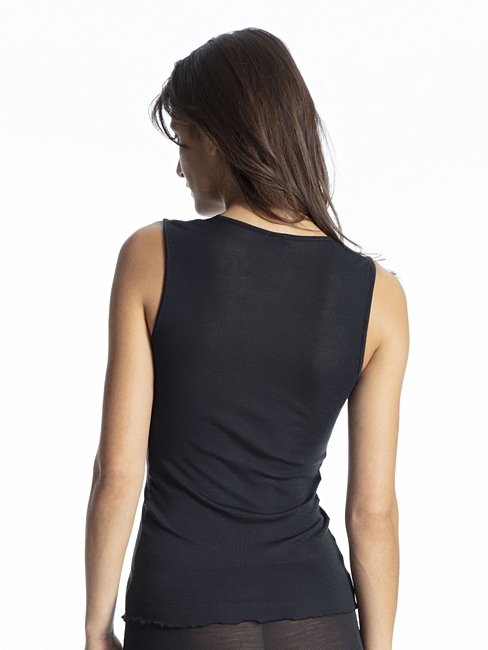 CALIDA Wool Deluxe Tank-Top aus Wolle