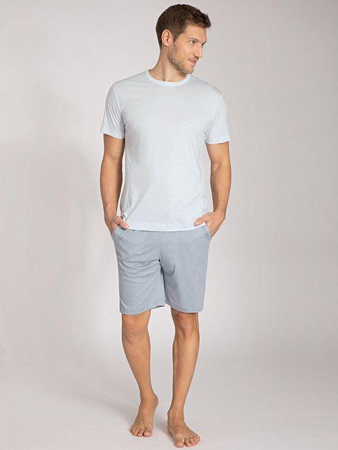 635719193f CALIDA Kibo Short pyjama grey | CALIDA Online-Shop