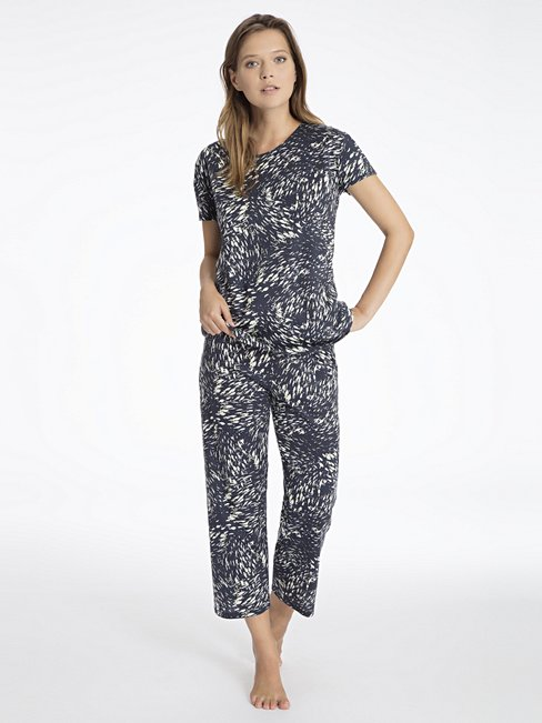 CALIDA Leonie 7/8-Pyjama