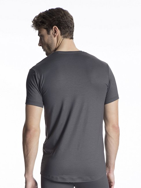 CALIDA Posh Bamboo T-Shirt, V-Neck