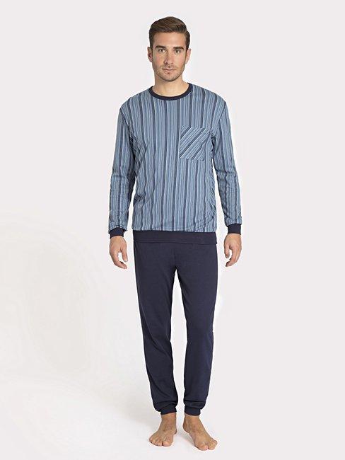 CALIDA Clint Pyjama with cuff