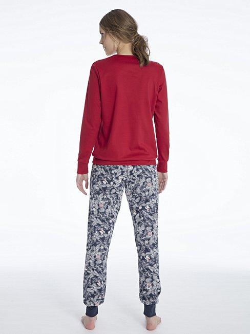 CALIDA Family Time Bündchen-Pyjama