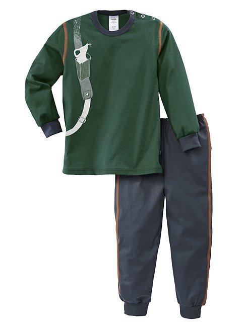 CALIDA Toddlers Hiking Pyjama avec bords élastiques