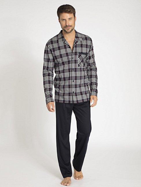 CALIDA Sean Pyjama durchgeknöpft