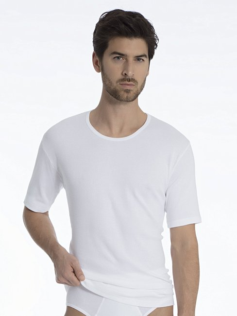 CALIDA Classic Cotton 1:1 T-Shirt