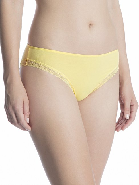 CALIDA Modal Rib Slip, regular cut