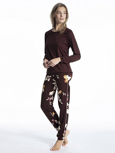 CALIDA Cosy Choice Bündchen-Pyjama