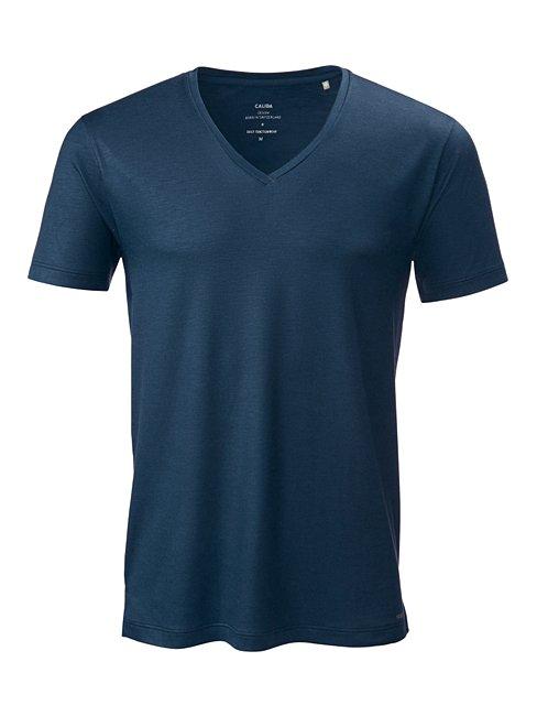 CALIDA Dylan T-Shirt mit V-Ausschnitt