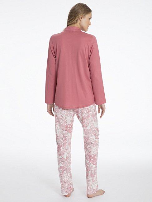 CALIDA Sandrine Pyjama durchgeknöpft