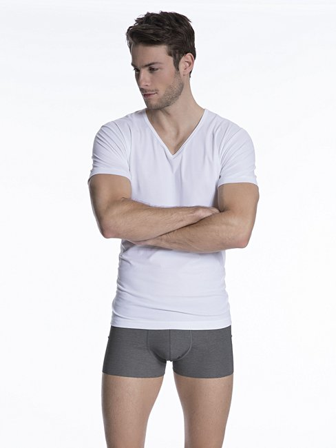 CALIDA Fresh Cotton New Boxer mit Elastikbund