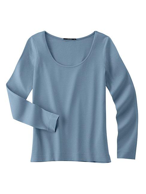 CALIDA Summer Viscose Shirt Langarm