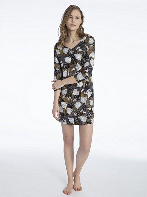 CALIDA Favourites Trend 3 Loungedress, Length 90cm