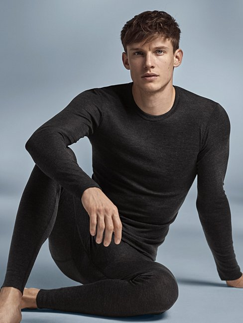 CALIDA Wool & Silk Pants