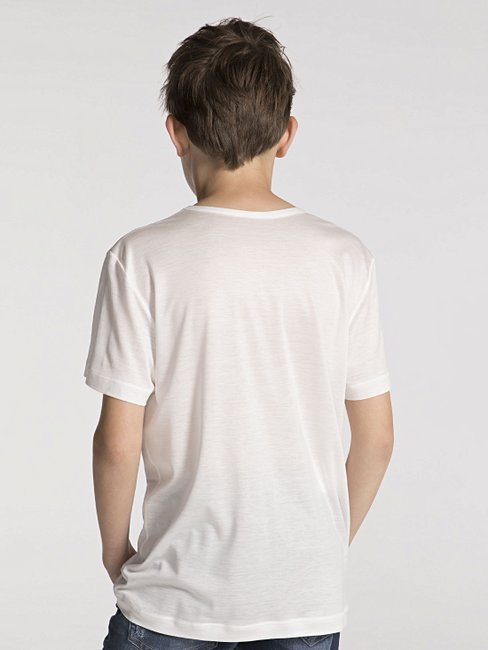 CALIDA I Love Nature Jungen Kurzarm-Shirt, Compostable