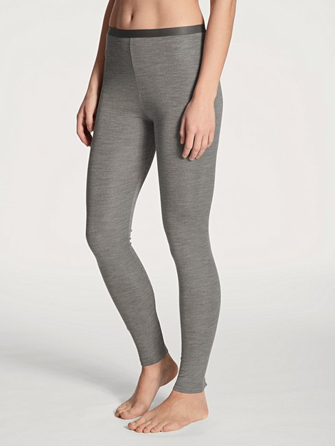 CALIDA True Confidence Leggings aus Wolle-Seide