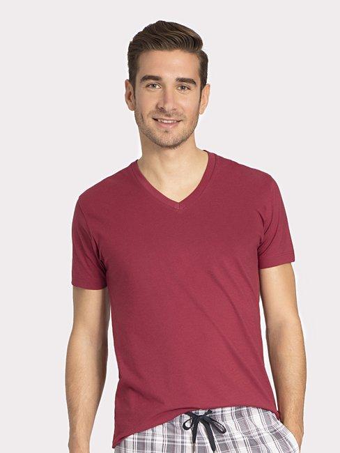 CALIDA Remix 1 T-Shirt mit V-Ausschnitt