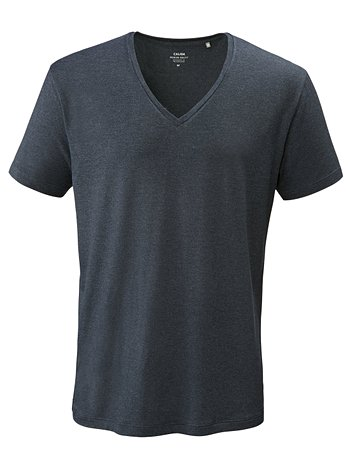CALIDA Remix Basic Function T-Shirt mit V-Ausschnitt