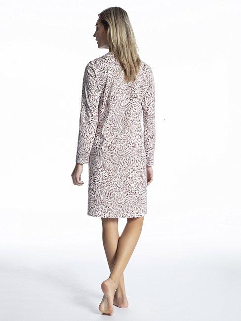 CALIDA Cosy Cotton Trend Nightdress, length 100cm