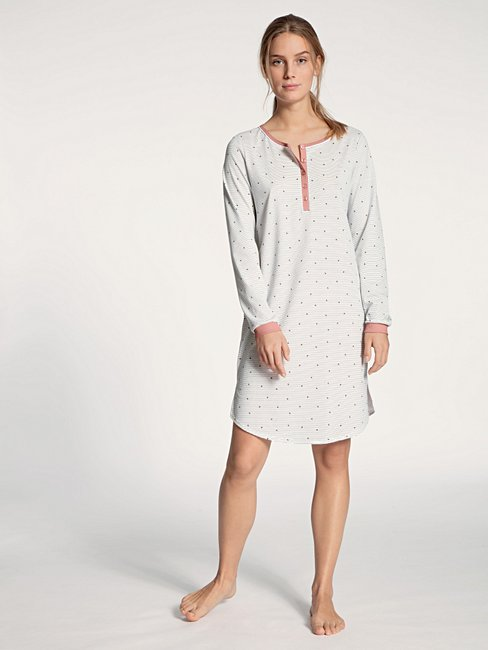 CALIDA Sweet Dreams Sleepshirt, Länge 95cm