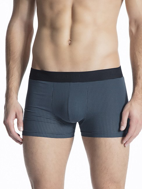 CALIDA Grafic Cotton New Boxer, Elastikbund