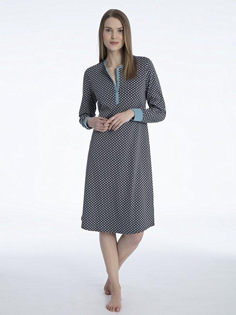 CALIDA Rahel Nachthemd, Länge 110cm