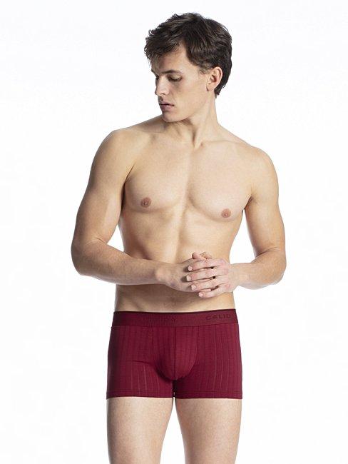 CALIDA Pure & Style New Boxer, Elastikbund