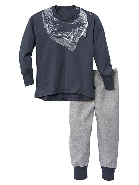 CALIDA Preppy Dandy Pyjama avec bords élastiques
