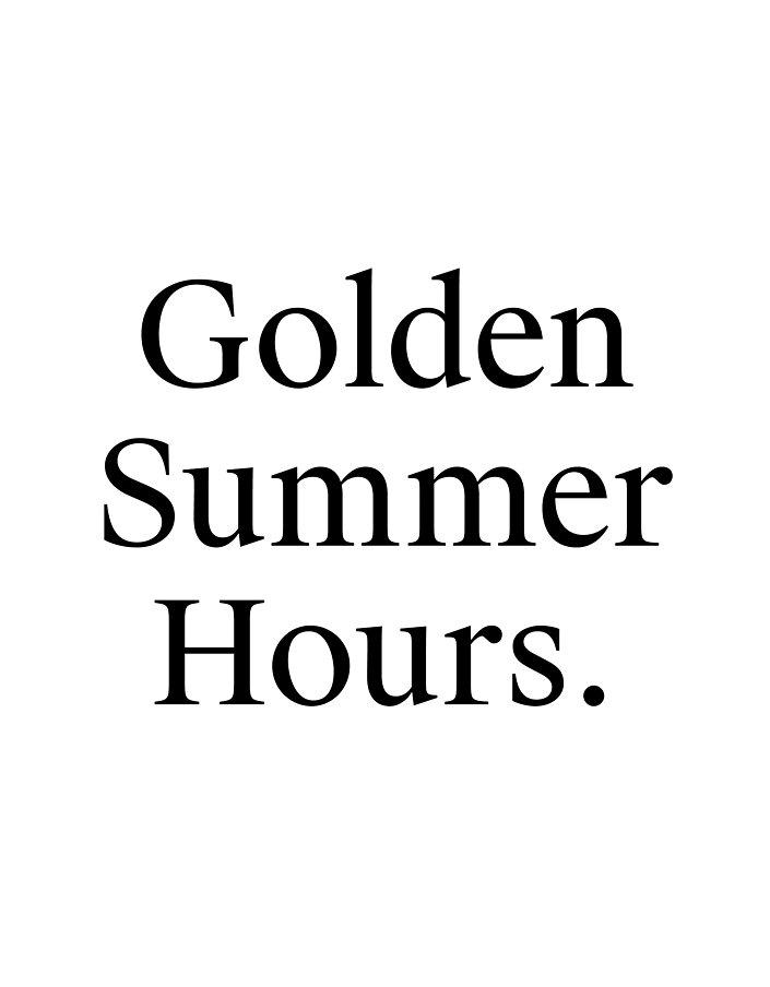 CALIDA Golden Summer Hours