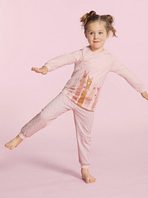CALIDA Toddlers Lama Pyjama with cuff