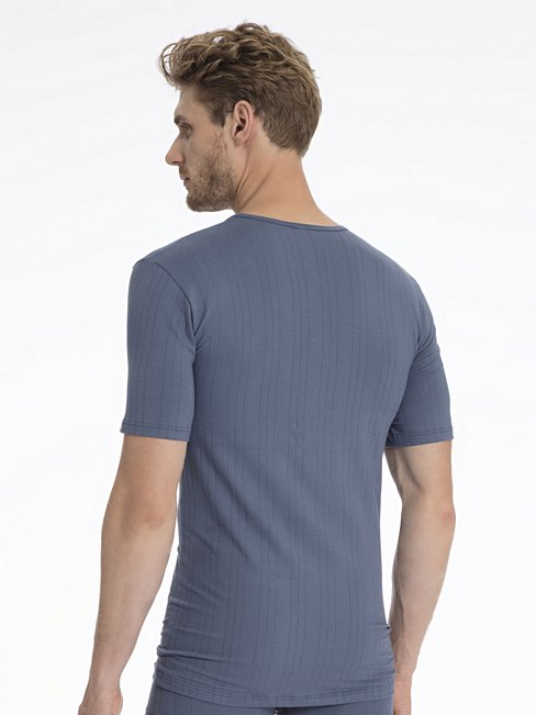 CALIDA Pure & Striped T-Shirt