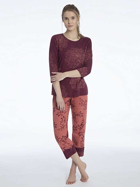 CALIDA Jaelle 7/8-Pyjama