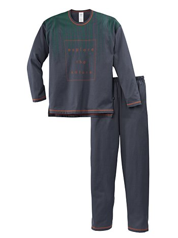 CALIDA Boys Outdoor Jungen Pyjama