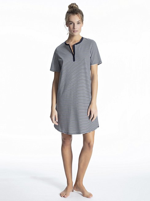 CALIDA Soft Jersey Fun Sleepshirt, lunghezza 95cm