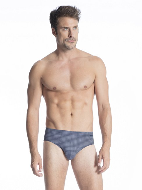 CALIDA Grafic Cotton Boxer brief, ceinture élastique