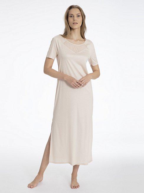 CALIDA Azalea Langes Nachtkleid, Länge 125cm