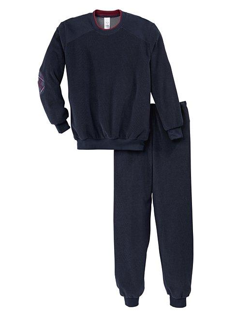 CALIDA Boys Rockstar Pyjama with cuff