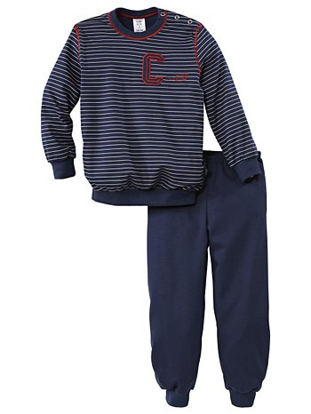 CALIDA College Kid Kinder-Bündchenpyjama