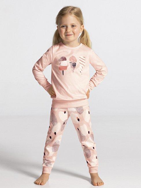 CALIDA Toddlers Sorbet Kinder Schlafanzug mit Bündchen