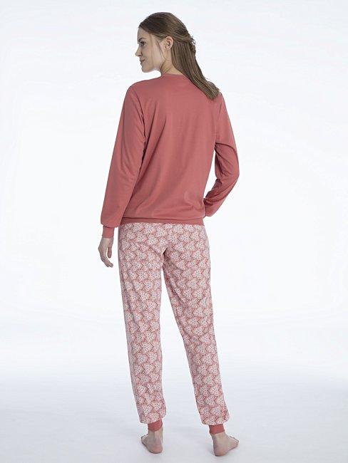 CALIDA Nadia Pyjama with cuff