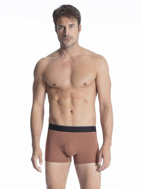 CALIDA Cotton Stretch Boxer brief, elastic waistband