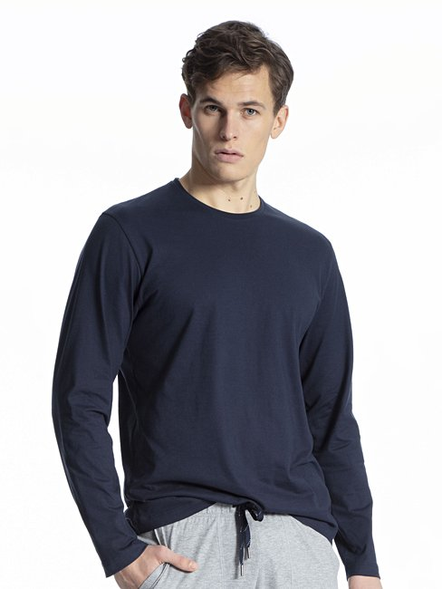 CALIDA Remix Basic Langarm-Shirt