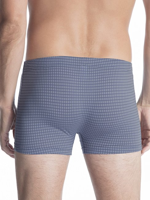CALIDA Grafic Cotton Boxer brief, covered waistband
